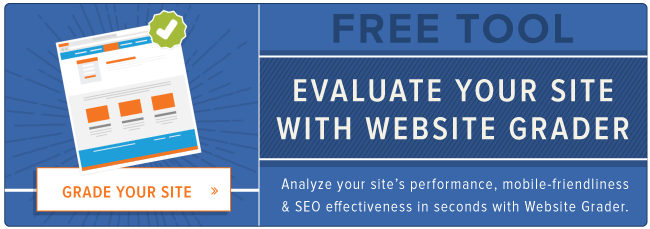 evaluate your website's performance for free