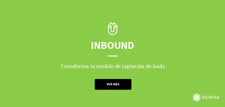 Captación de leads