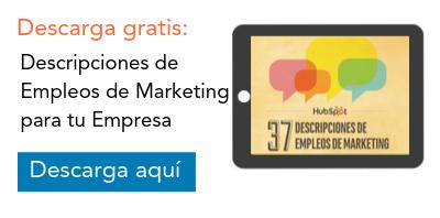 Empleos Marketing