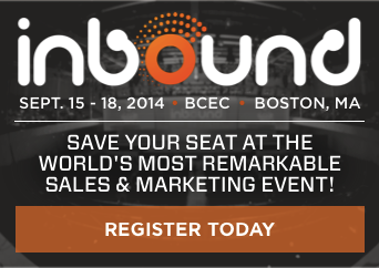 INBOUND 2014: Register Today and Save $700!
