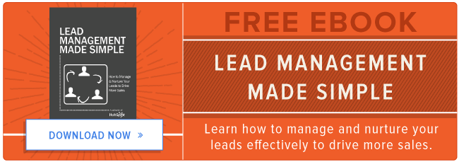 free guide to lead management