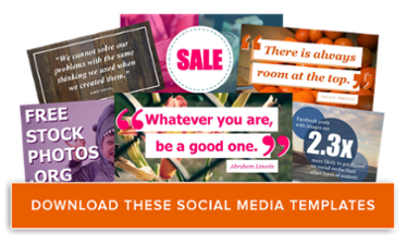 download free social media graphics templates