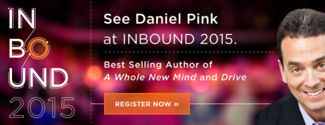 Register for INBOUND 2015