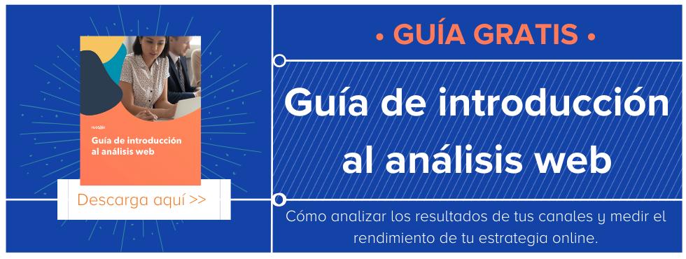 Introduccion análisis web