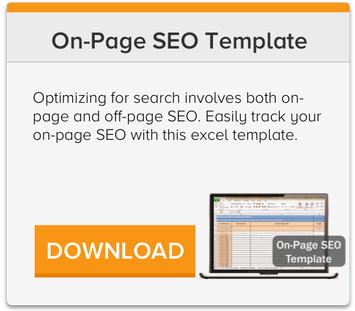 on-page-seo-template
