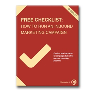 InboundMed Marketing Checklist