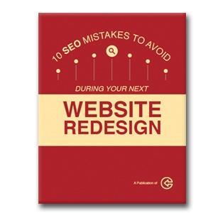 CTA SEO Website Redesign