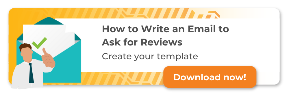 online reviews template