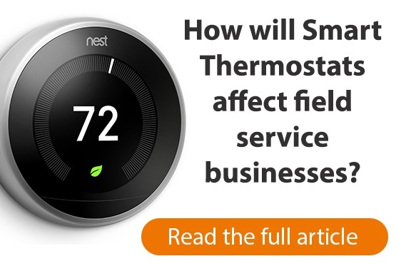 iOT smart thermostat