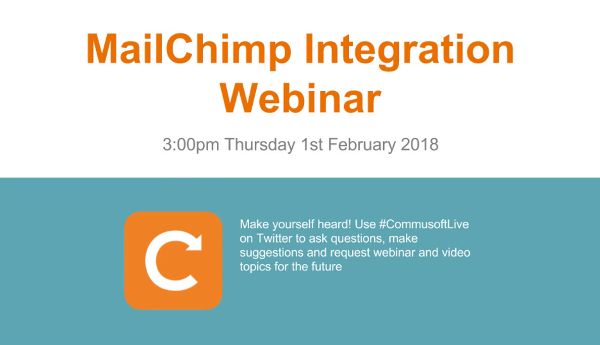 Integrating with MailChimp