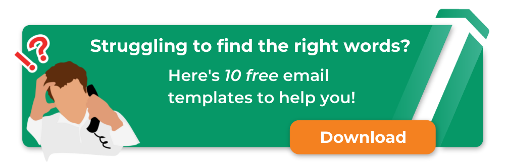 struggling to find the right words? click to download the customer communication toolkit