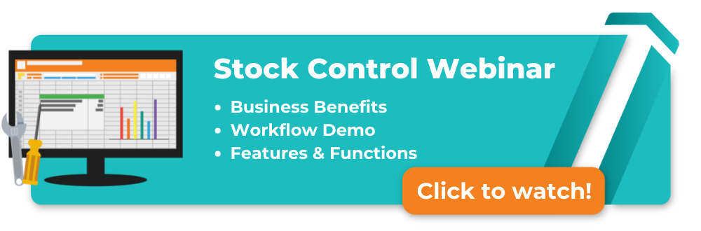 Watch the stock control webinar now