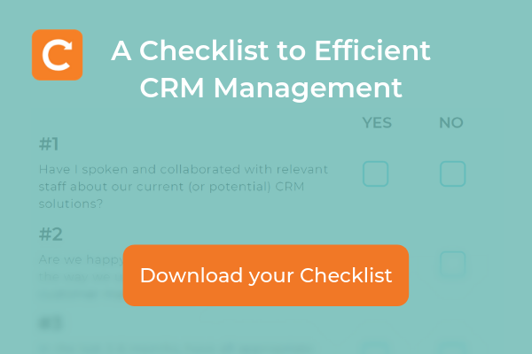 customer database checklist for field service businesses