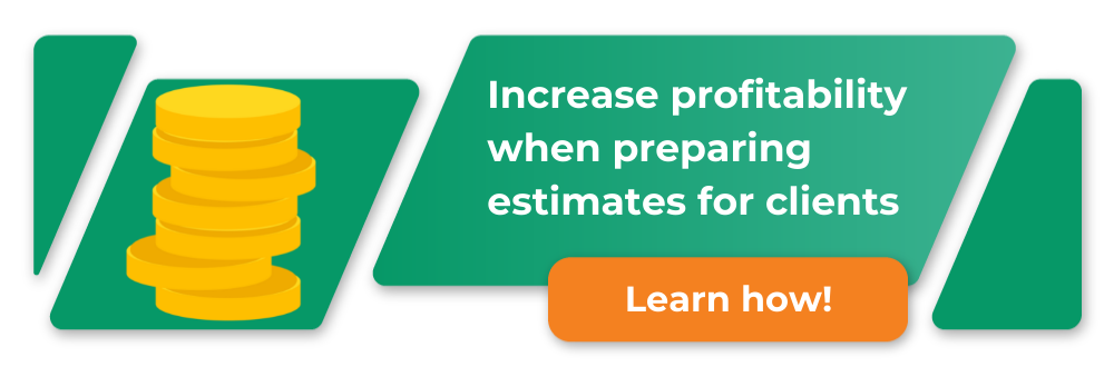 checklist download: how to increase profitability when preparing estimates for clients - download here