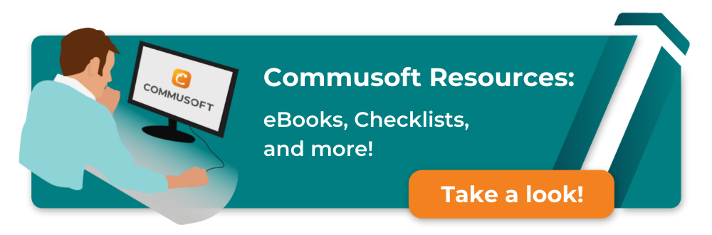 commusoft resources: ebooks, checklist and more, take a look!