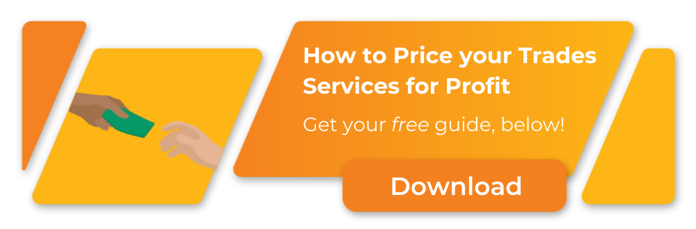 spreadsheet and checklist download: how to price your trades services for profit - download here