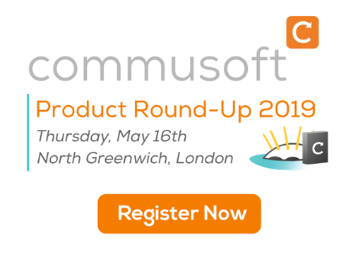 Commusoft Product Round-Up 2019 - Register Now
