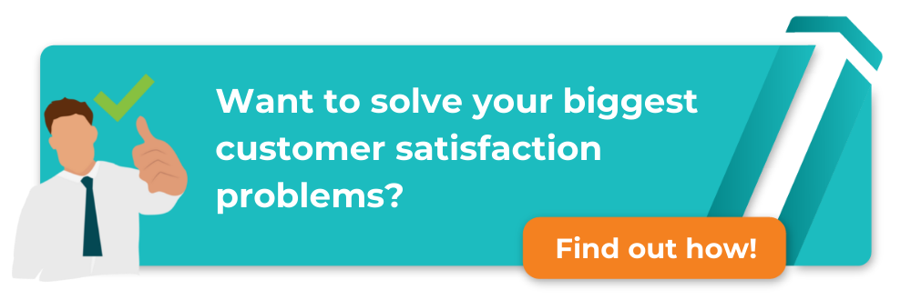 How to solve your 5 biggest customer satisfaction problems for field service