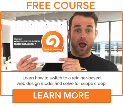 Free Growth-Driven Design Agency Certification