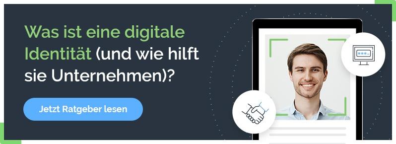 Wast ist eine digitale Identität?