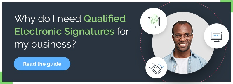 Read the Qualified Electronic Signatures guide