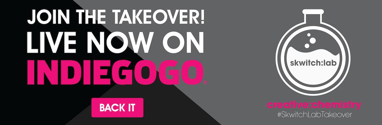 Live now on Indiegogo