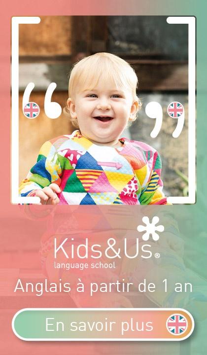 Découvrez la nouvelle campaigne de Kids&Us