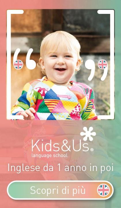 Scopri la nuova campagna di Kids&Us