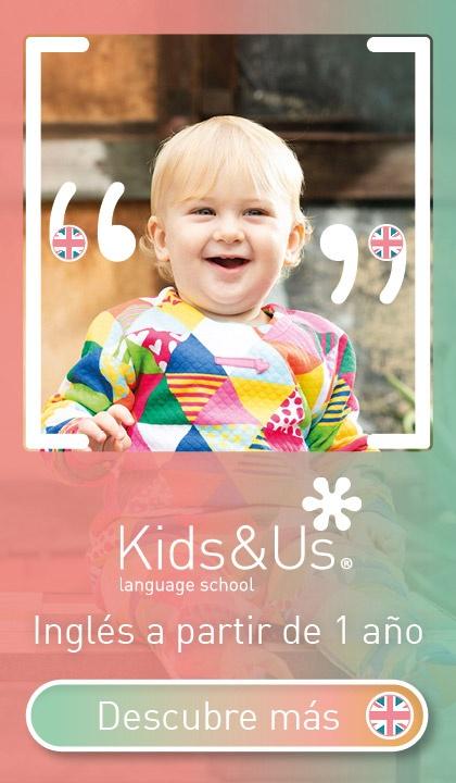 Descubre la nueva campaña de Kids&Us