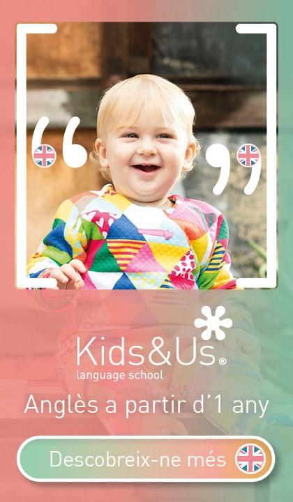Descobreix la nova campanya de Kids&Us