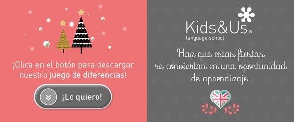 juego de las diferencias Kids&us