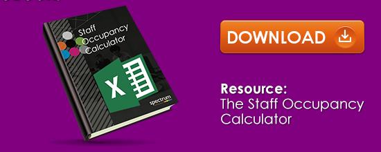 Staff Occupancy Calculator