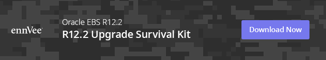 download the Oracle EBS R12.2 upgrade survival kit
