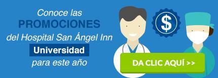Hospital San Angel Inn - Promociones 2019 - Universidad