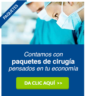 Paquetes de cirugía - Hospital San Ángel Inn