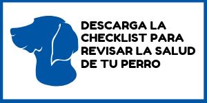 checklist cuidados del perro