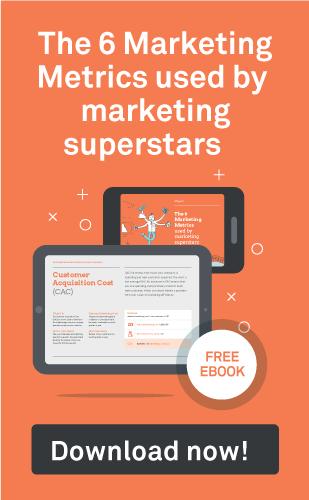 6 metrics used by marketing superstars