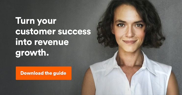 CTA - Turn your customer success into revenue growth