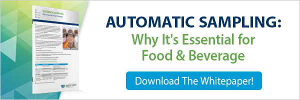 Automatic Sampling: Why It's Essential for Food & Beverages