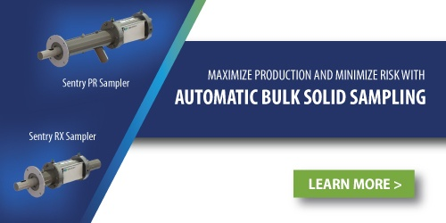 Learn More About Automatic Bulk Solids Sampling
