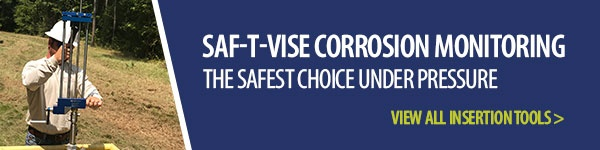 Saf-T-Vise Corrosion Monitoring Insertion Tools