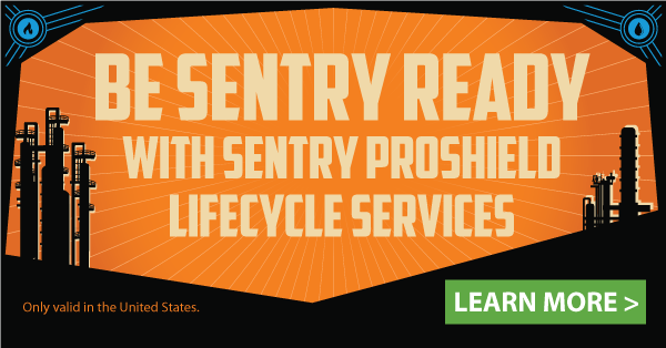 Be Sentry Ready - Proshield Lifecycle Services