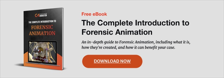 Courtroom Animation - Free Checklist - How to Prepare Your Case for Working with a Forensic Animation Studio
