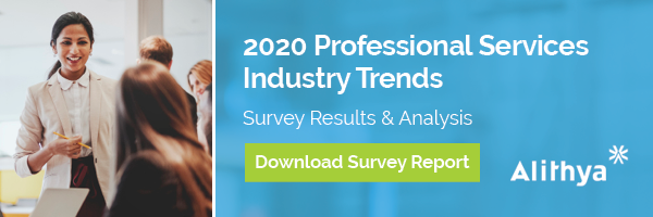 2020 Professional Services Industry Trends Survey Results & Analysis