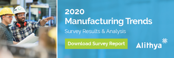 2020 Manufacturing Industry Trends Survey Results & Analysis