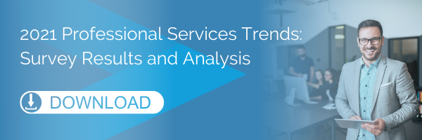 2021 Professional Services Trends: Survey Results and Analysis