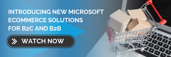 Introducing New Microsoft eCommerce Solutions for B2C and B2B - on demand webinar - Alithya