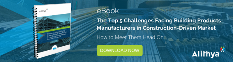 EBOOK: TOP 5 CHALLENGES FACING BUILDING PRODUCTS MANUFACTURERS