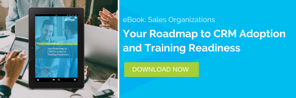 eBook: Your Roadmap to CRM Adoption and Training Readiness