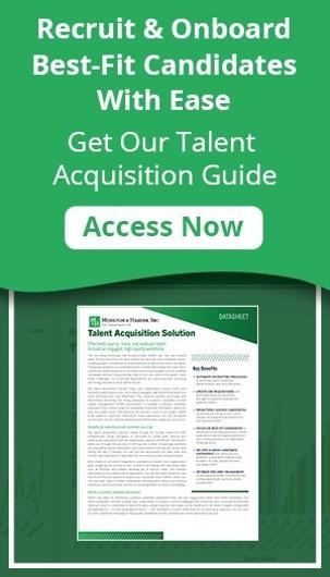 Georgia Talent and Recruiting CTA Vertical